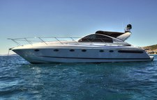 thumbnail-2 Fairline Boats 51.0 feet, boat for rent in Split region, HR
