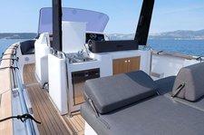 thumbnail-7 Fjord Boats 37.0 feet, boat for rent in Split region, HR