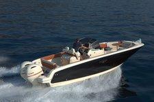 thumbnail-3 Invictus 26.0 feet, boat for rent in Split region, HR