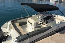 thumbnail-3 Karnic 22.51 feet, boat for rent in Trogir, HR