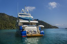 thumbnail-2 MCP 93.0 feet, boat for rent in angra dos reis, BR