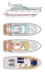 thumbnail-12 Pearl Sea Yachts d.o.o. 39.0 feet, boat for rent in Split region, HR
