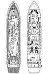 thumbnail-27 Sunseeker International 104.0 feet, boat for rent in Zadar region, HR
