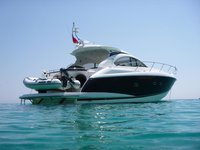 Experience Cyclades on board this Sunseeker International