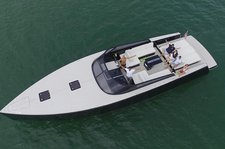 Luxury VanDutch 55' - Seabob Submarine, Captain, Mate and Gas included