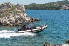 thumbnail-8 Inmark Marine 24.0 feet, boat for rent in Split region, HR