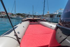 thumbnail-24 Inmark Marine 24.0 feet, boat for rent in Split region, HR