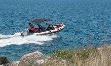 thumbnail-31 Inmark Marine 24.0 feet, boat for rent in Split region, HR