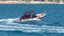 thumbnail-28 Inmark Marine 24.0 feet, boat for rent in Split region, HR