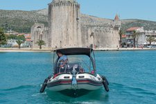 thumbnail-18 Inmark Marine 24.0 feet, boat for rent in Split region, HR