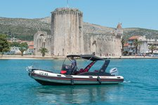 thumbnail-27 Inmark Marine 24.0 feet, boat for rent in Split region, HR