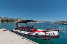 thumbnail-9 Inmark Marine 24.0 feet, boat for rent in Split region, HR