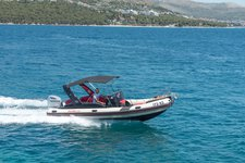 thumbnail-26 Inmark Marine 24.0 feet, boat for rent in Split region, HR
