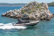 thumbnail-25 Inmark Marine 24.0 feet, boat for rent in Split region, HR