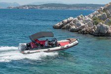 thumbnail-21 Inmark Marine 24.0 feet, boat for rent in Split region, HR