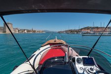 thumbnail-20 Inmark Marine 24.0 feet, boat for rent in Split region, HR