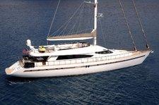 thumbnail-1 Yener Yachts 107.0 feet, boat for rent in Split region, HR