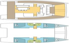 thumbnail-6 Bali 43.0 feet, boat for rent in St. George'S, GD