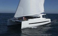 Rent a 45' Sailing Catamaran in Spain