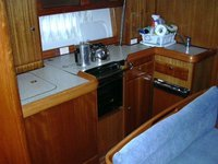 thumbnail-12 Bavaria 43.0 feet, boat for rent in True Blue, GD