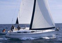 thumbnail-1 Bavaria Yachtbau 31.0 feet, boat for rent in Šibenik region, HR