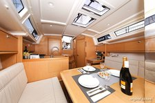 thumbnail-7 Bavaria Yachtbau 32.0 feet, boat for rent in Istra, HR