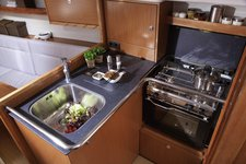 thumbnail-4 Bavaria Yachtbau 32.0 feet, boat for rent in Split region, HR