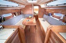 thumbnail-7 Bavaria Yachtbau 34.0 feet, boat for rent in Šibenik region, HR