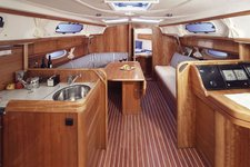 thumbnail-4 Bavaria Yachtbau 34.0 feet, boat for rent in Split region, HR