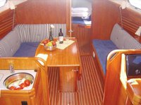 thumbnail-7 Bavaria Yachtbau 34.0 feet, boat for rent in Split region, HR