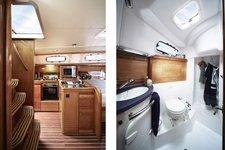thumbnail-3 Bavaria Yachtbau 35.0 feet, boat for rent in Šibenik region, HR