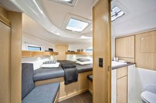 thumbnail-6 Bavaria Yachtbau 39.0 feet, boat for rent in Saronic Gulf, GR
