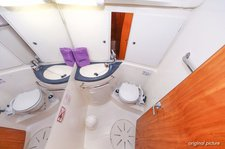 thumbnail-2 Bavaria Yachtbau 39.0 feet, boat for rent in Split region, HR