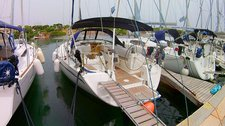 thumbnail-1 Bavaria Yachtbau 40.0 feet, boat for rent in Cyclades, GR