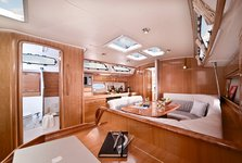 thumbnail-5 Bavaria Yachtbau 40.0 feet, boat for rent in Dodecanese, GR