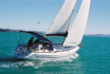 thumbnail-1 Bavaria Yachtbau 41.0 feet, boat for rent in Saronic Gulf, GR