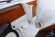 thumbnail-25 Bavaria Yachtbau 42.0 feet, boat for rent in