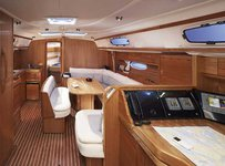 thumbnail-6 Bavaria Yachtbau 42.0 feet, boat for rent in Ionian Islands, GR