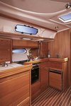thumbnail-3 Bavaria Yachtbau 42.0 feet, boat for rent in Saronic Gulf, GR