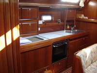 thumbnail-11 Bavaria Yachtbau 43.0 feet, boat for rent in Ionian Islands, GR