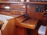thumbnail-5 Bavaria Yachtbau 43.0 feet, boat for rent in Ionian Islands, GR