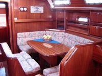 thumbnail-9 Bavaria Yachtbau 43.0 feet, boat for rent in Ionian Islands, GR