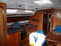 thumbnail-8 Bavaria Yachtbau 45.0 feet, boat for rent in Ionian Islands, GR
