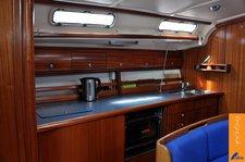 thumbnail-4 Bavaria Yachtbau 45.0 feet, boat for rent in Primorska , SI