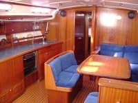 thumbnail-2 Bavaria Yachtbau 45.0 feet, boat for rent in Split region, HR