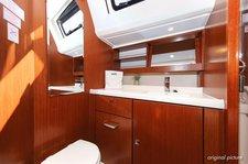 thumbnail-7 Bavaria Yachtbau 45.0 feet, boat for rent in Zadar region, HR