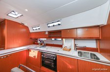 thumbnail-27 Bavaria Yachtbau 46.0 feet, boat for rent in Split region, HR