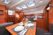 thumbnail-23 Bavaria Yachtbau 46.0 feet, boat for rent in Zadar region, HR