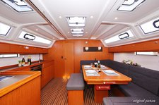 thumbnail-19 Bavaria Yachtbau 46.0 feet, boat for rent in Zadar region, HR