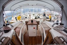 thumbnail-10 Bavaria Yachtbau 46.0 feet, boat for rent in Zadar region, HR